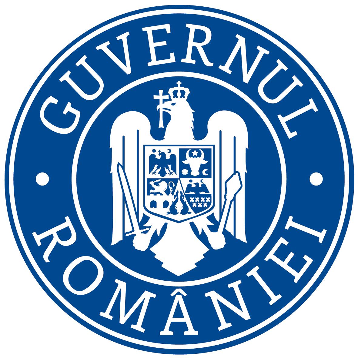 Pagina web oficială a Guvernului României